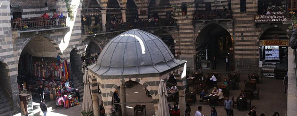 Diyarbakır'da turizm şahlandı